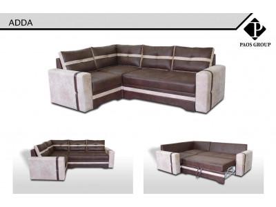 Угловой диван Адда