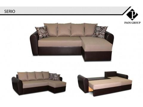 Угловой диван Серио