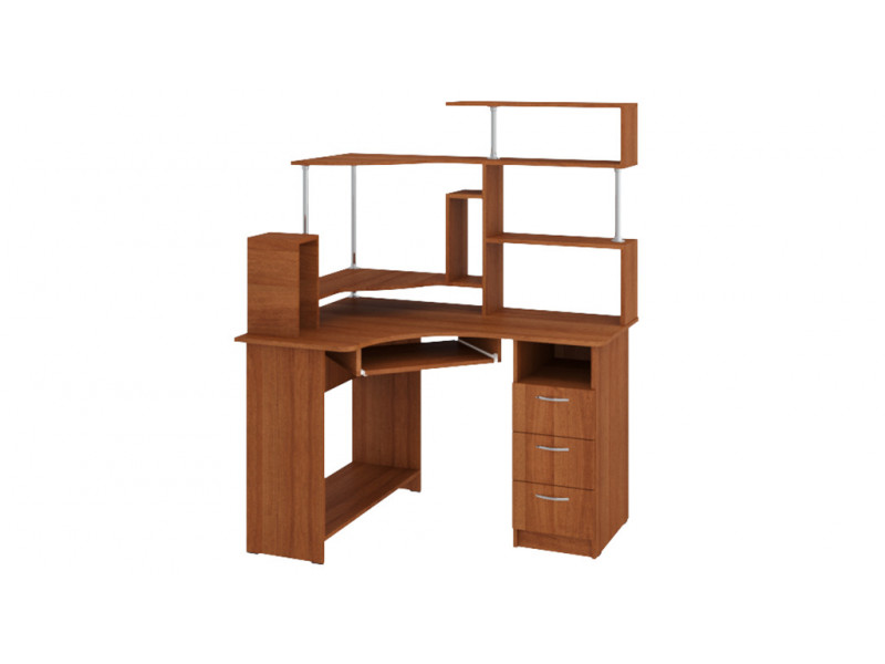 """Комп'ютерний стіл """"Компакт"""" + надбудова"""