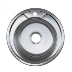 Мойка Platinum 490 Сатин