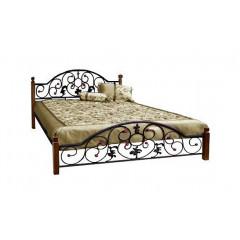 Кровать Жозефина деревянные ножки