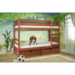 Кровать Кенгуру двухъярусная