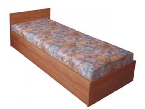 Кровать ДСП 1-спальное (Эконом)