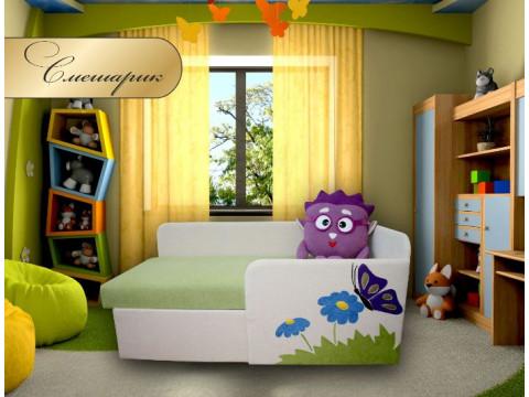 Детский диван Смешарики