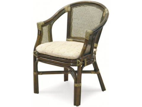 Кресло с мягкой сидушкой 0206В