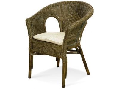Кресло с мягкой сидушкой 0208В
