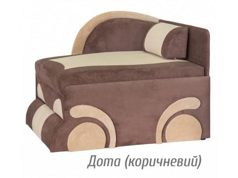 Детский диван ЮНИОР Машинка