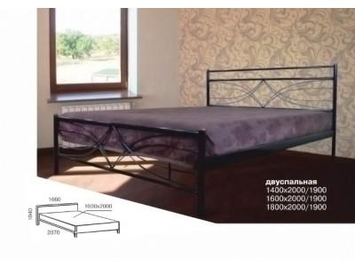 Кровать Верона Люкс