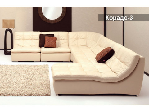 Угловой диван Корадо 3